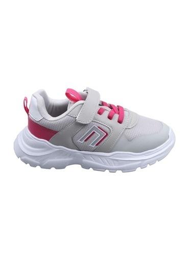 Cool Kız Çocuk Günlük Spor Ayakkabı Gri